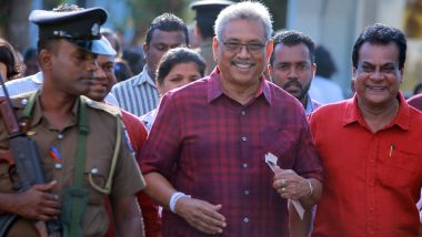 Sri Lanka Presidential Elections 2019 Results: Gotabaya Rajapaksa, Former Wartime Defence Secretary and SLPP Candidate, Claims Victory